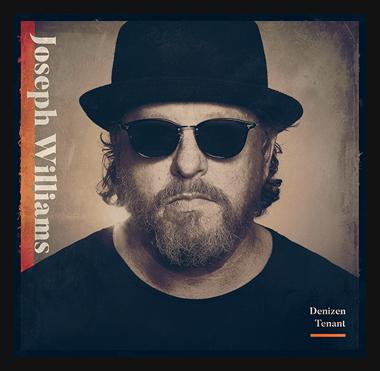 Joseph Williams album cover