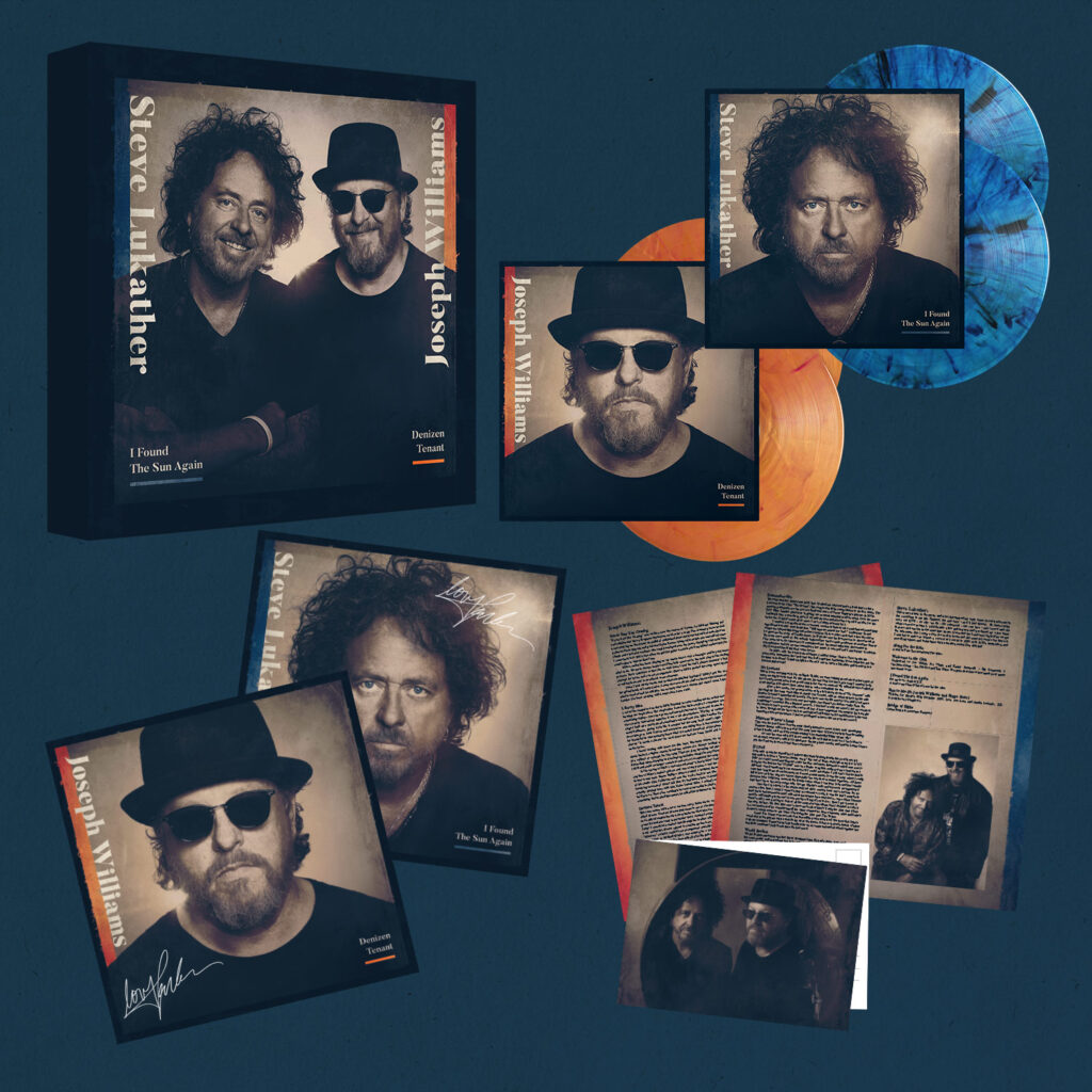 williams/lukather albums